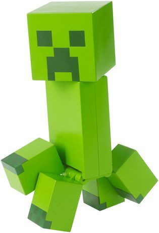 Minecraft Creeper Large Scale Action 8 5 Figure Walmart Canada Creepers Minecraft Figures
