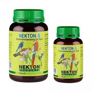 فوائد نيكتون Nekton S للطيور و طرق الاستعمال Http Ift Tt 2dj06uy