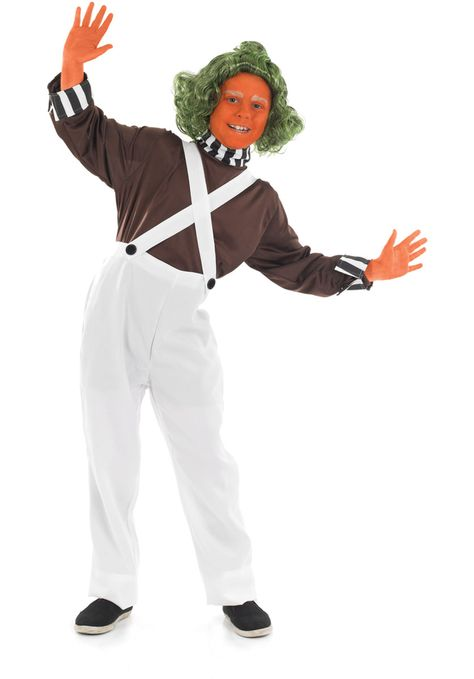 Factory Worker Boy Costume - Children Fantasy Costumes at Escapade