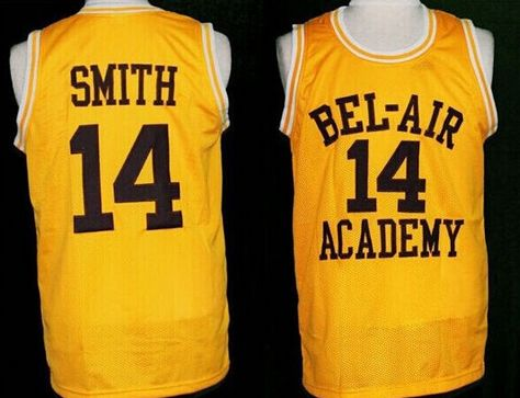 b293a6a29bc7 The Fresh Prince Of Bel-Air Jersey