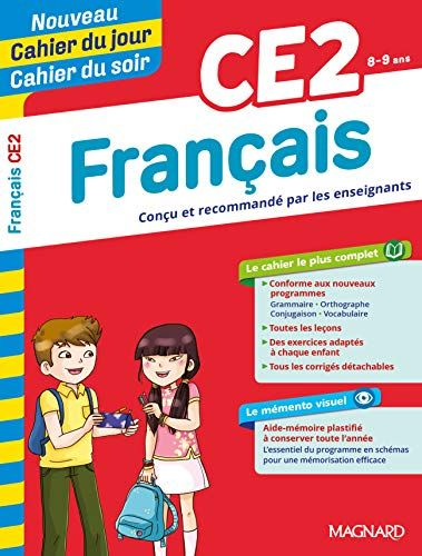 Cahier Du Jour Cahier Du Soir Francais Ce2 De Collectif Https Www Amazon Fr Dp 2210762235 Ref Cm Sw R Pi Dp U X Re3odbyjnapkq Books Ebook Ebooks