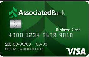Associated Bank Visa Business Cash Card Login Guide How To Apply