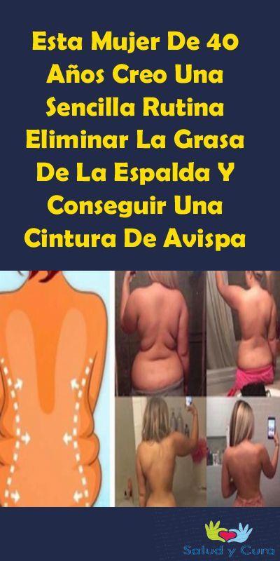 ejercicios para bajar el abdomen y espalda