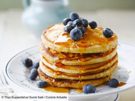 Pancake rapide - Recettes