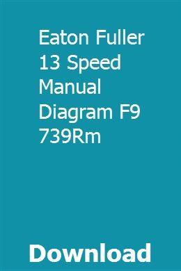 Array - eaton fuller 13 speed manual diagram f9 739rm   atmaricont  rh   pinterest com