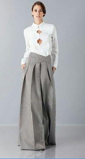 #avantgarde #bigass #pants #etsBig-ass pants. ~ETS