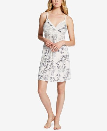 4317eb4bf8c Jessica Simpson Nursing Lace Nightgown   macys.com   Baby Boy Cardin ...