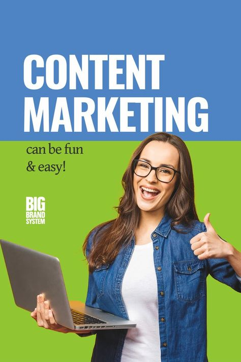 Content Marketing Can Be Fun and Easy!