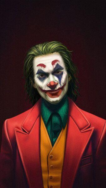 Joker Movie Joaquin Phoenix Art 4k Hd Mobile Smartphone And