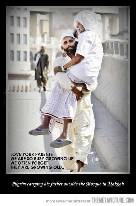 Islamic Quotes About Father And Son