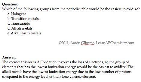 Photoelectron spectroscopy AP Chemistry Pinterest Ap chemistry - new periodic table energy level electrons