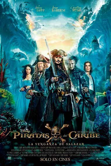 Ver Piratas Del Caribe 5 La Venganza De Salazar Online En Hd Latino E Ingles Subtitulado Pelismart Peliculas De Piratas Piratas Del Caribe Piratas
