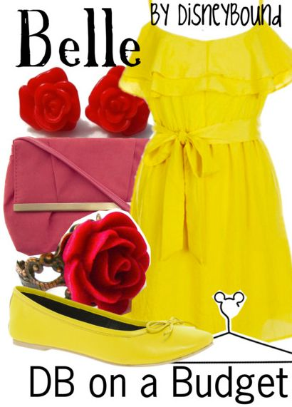 """Search results for """"Belle budget""""   DisneyBound"""
