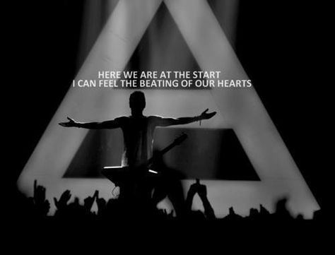 Vox Populi 30 Seconds To Mars Lyrics To Live By Shannon Leto