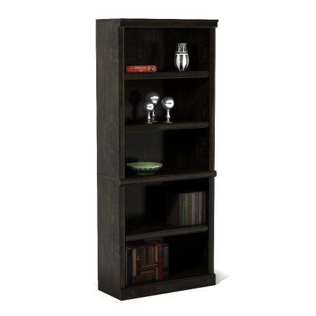e45aa43cc22e303081127735d230b70c - Better Homes Gardens Ashwood Road 5 Shelf Bookcase