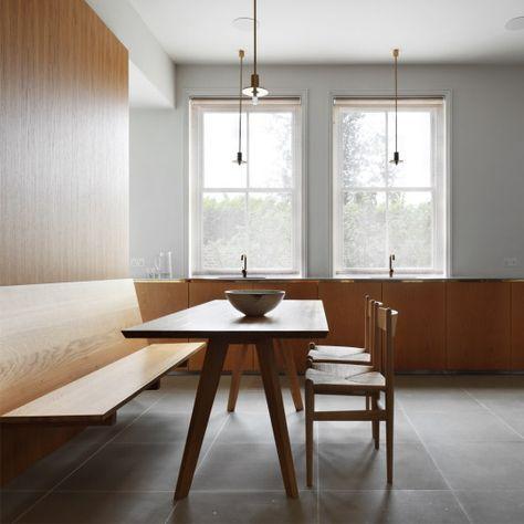 129 Best Esszimmer Images On Pinterest Balcony, Dining Bench And   Esszimmer  John Wildeiche