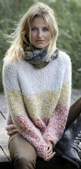 30+ Free Crochet Sweater Patterns Together For You