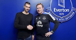 Morgen Schneiderin A New Beginning At Everton Everton Everton Soccer New Beginnings