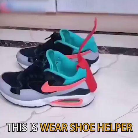 Lazy Shoes Wearing Helper