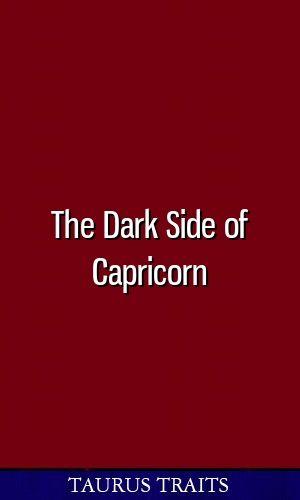 The Dark Side of Capricorn #astrology #aries #gemini