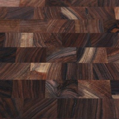 Oregon Black Walnut End Grain Countertop Clear Finish Www