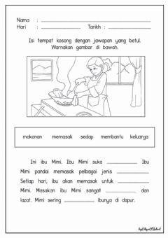 Pemahaman Tahun 2 Sjkc Language Malay Grade Level Tahun 2 School Subject Bahasa Melayu Bm Main Content Kar In 2021 Malay Language Preschool Worksheets Worksheets