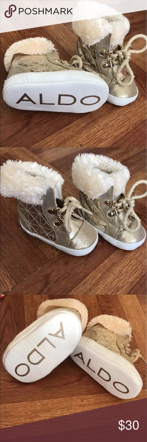 Aldo baby walkers Aldo baby shoes size