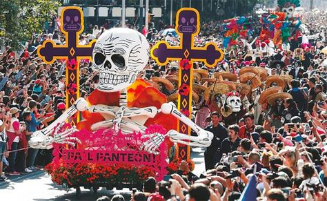 Mexico City is exploring holding virtual Day of the Dead celebrations in the fall in order to maintain traditions in the face of the coronavirus pandemic.