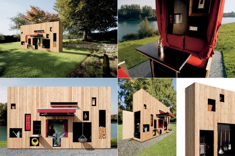 Mini-mansions are all the rage