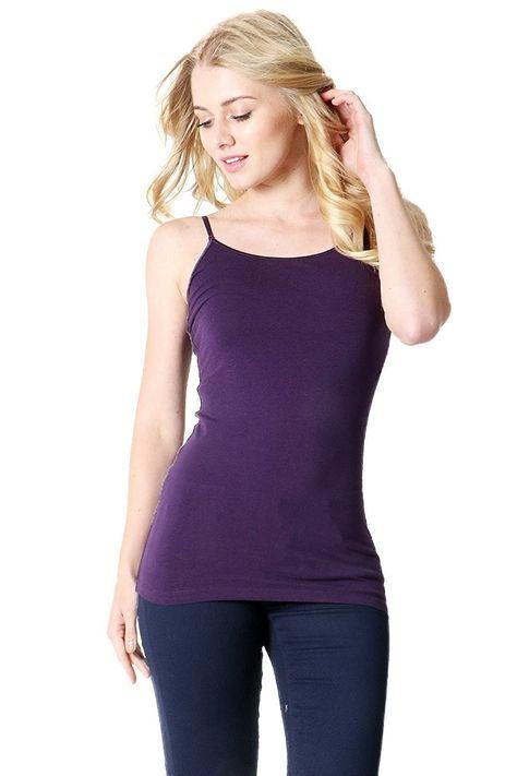 649a8983534e3 Zenana Outfitters Basic Longline Cami