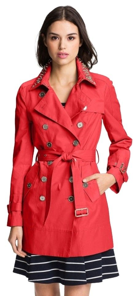 ec8421c90 Our best-selling coat! The Sam Edelman Lorissa Trench With Studded Coat is  almost sold out...See all Sam Edelman coats on Tradesy