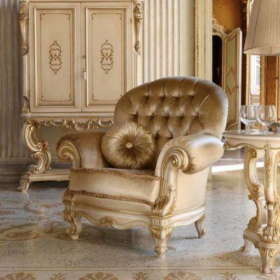 Mobili Classici Made In Italy.Mobili Classici Di Lusso Per La Zona Giorno In Stile Neoclassico