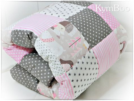 Krabbeldecken Xl Krabbeldecke Baby Decke Rosa Taupe Weiss
