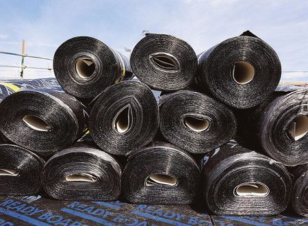 Rolled Roofing Basics And Costs Of This Do It Yourself Roofing Roll Roofing Modern Roofing Roof Shingles