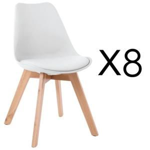 Cdiscount Com Chaise Scandinave Chaise Blanche Scandinave Chaise Salle A Manger