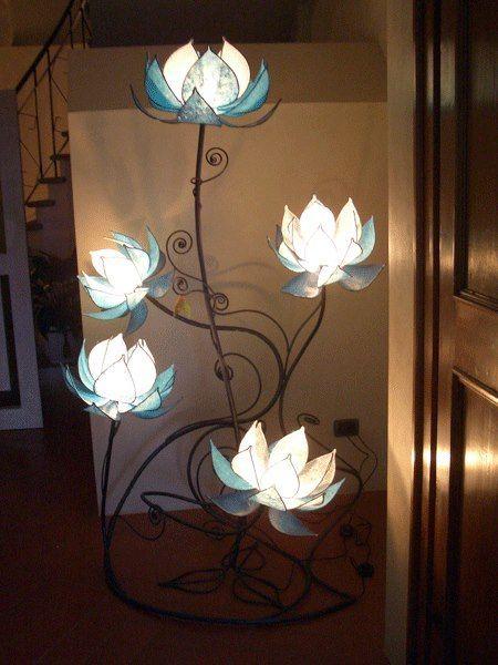 Flower Floor Lamp Flower Lamp Lamp