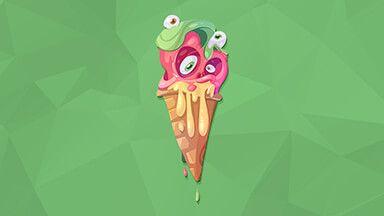Monster Ice Cream Chromebook Wallpaper Wallpaper Chromebook Cute Wallpapers