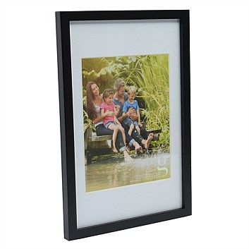 Briscoes Ur1 Gallery Photo Frame Black 10x15 Inch Photo Frame Gallery Frame Photo Frame