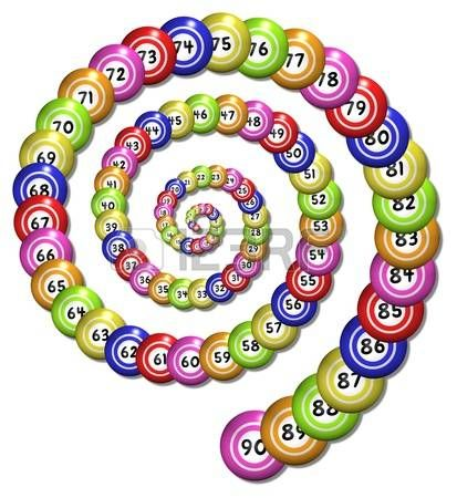 1,620 Bingo Balls Stock Vector Illustration And Royalty Free Bingo ...
