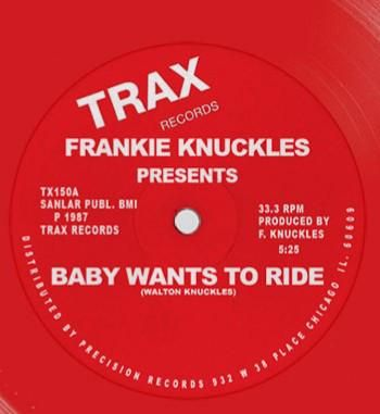 Frankie Knuckles Baby Wants To Ride Your Love In 2020 Frankie Knuckles Frankie Knuckle