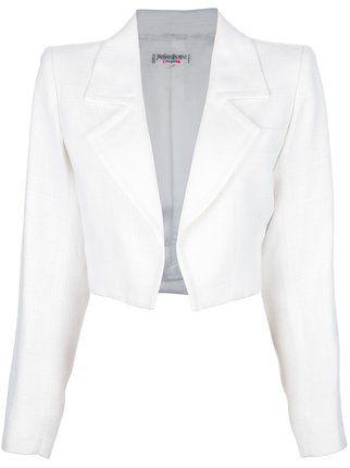 c1f2e2ca8ff Yves Saint Laurent Vintage blazer and skirt suit set | moda en 2019 ...