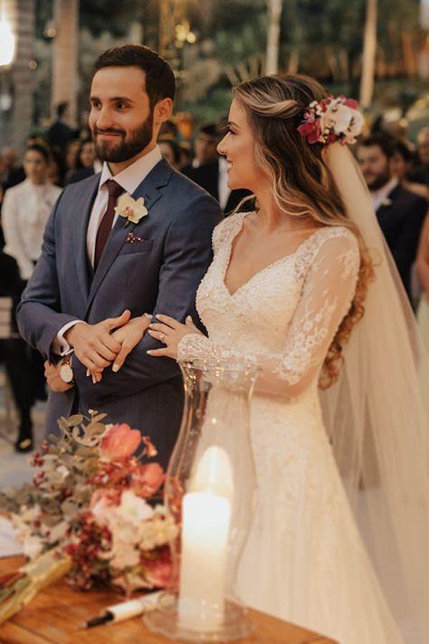 Casamento na Fazenda 7 Lagoas: Clarissa Cabral + Rodrigo Castellari - Constance Zahn | Casamentos