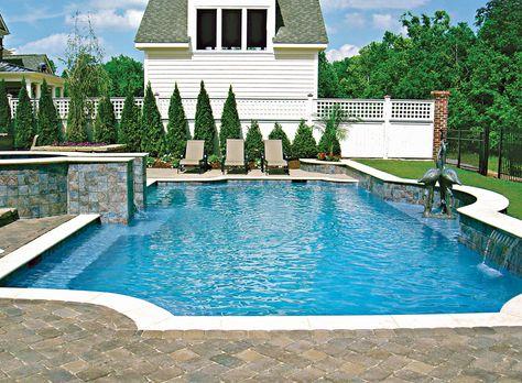 Roman Style Pools Pool