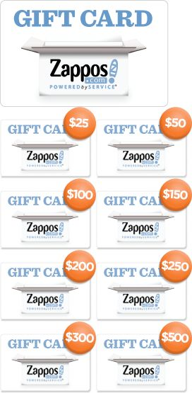 Can Never Go Wrong With Shoes Especially From Zappos Egift Card Gifts Gift Card