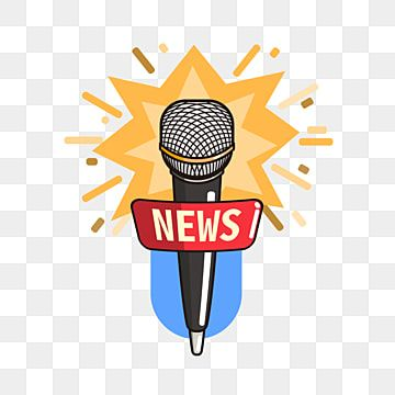 World News Day Cartoon Interview Microphone Microphone Material Elements Microphone Wheat World News Day Png And Vector With Transparent Background For Free Cartoon Clip Art Happy Cartoon World Clipart