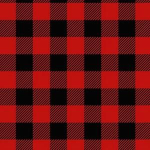 Instant Digital Paper Christmas Buffalo Plaid Resizable 12x12 Etsy Red And Black Flannel Plaid Wallpaper Red And Black Wallpaper