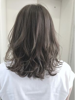 2020年冬 セミロング 黒髪 ナチュラルの髪型 ヘアアレンジ 人気順