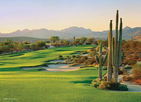 4. We-Ko-Pa (Saguaro), Ft. McDowell, Arizona... #golf #courses
