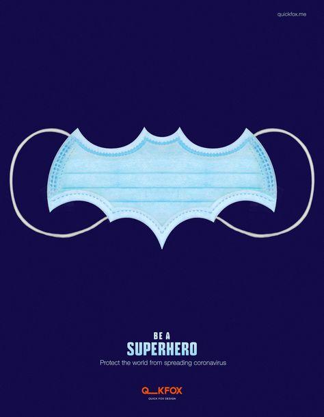 Quick Fox Design: Superhero