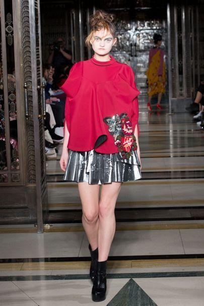 N&S Gaia Autumn/Winter 2017 Ready to Wear Collection | British Vogue